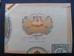 SCATOLA SIGARI H. UPMANN (VUOTA) - Contenitori Di Tabacco (vuoti)
