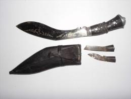 Poignard Couteau India    2  Photos - Knives/Swords