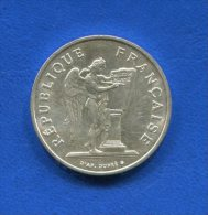 100 Fr  1989 - France