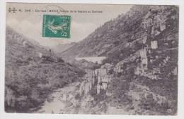 (RECTO / VERSO) BRIVE EN 1910 -  N° 248 - VALLEE DE LA VEZERE AU SAILLANT - Brive La Gaillarde