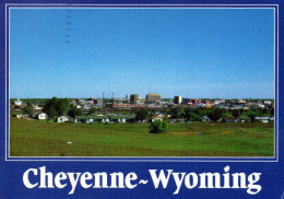 - CPSM -  CHEYENNE-WYOMING - 644 - Cheyenne
