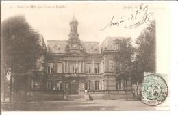 ANZIN   Hotel De Ville - Anzin