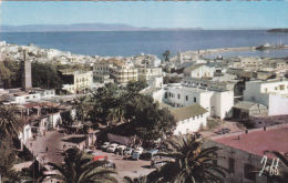 MOROCCO -TANGER - VIEW ON THE BAY - Tanger