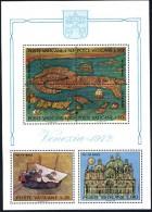 Vatican BL003**  UNESCO - Sauvez Venise   MNH - Blocs & Feuillets