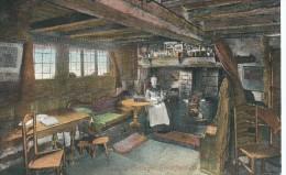 Ann Hathaway's Cottage Stratford -on- Avon Valentine's Series Inland Postage Only  Both Sides Shown - Stratford Upon Avon