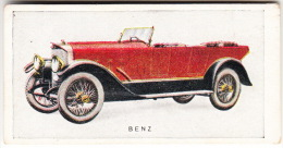 BENZ  27 / 70 PK    (Automobielen Reeks A. Nr. 8) - Cars