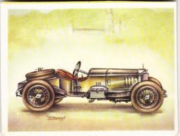 MERCEDES 4,5 Ltr. Sport ('23) - (Virginia Cigarettes - No.43) - Cars