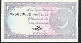 PAKISTAN P37   2  RUPEES   1985    UNC. - Pakistan