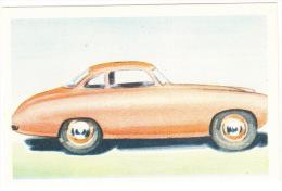 MERCEDES 300 ('52)  -  ( ´Haust, Beschuit, Ontbijtkoek, Toast, Paneermeel´ - No. 94) - Auto's