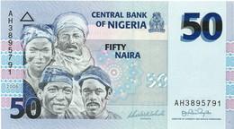Nigeria 500 Naira 2014,UNC - Nigeria