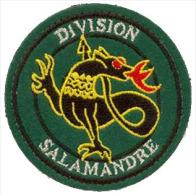 OPEX GENDARMERIE - Générique Rond Division Salamandre - Police & Gendarmerie