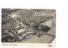 10124 -  St-Louis Vue Aérienne - Sénégal