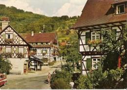 BAW188 - SASBACHWALDEN : Blumen- Und Weinort - Sasbach