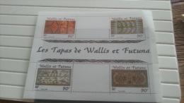 LOT 219252 TIMBRE DE COLONIE WALLIS NEUF** LUXE BLOC