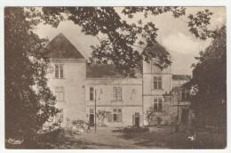 79 - Coulonges-sur-l'Autize             Hôtel De Ville Vu Du Parc - Coulonges-sur-l'Autize