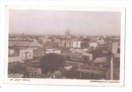 Barranquilla Vista Parcial éd. Libreria Cervantes No. 37 Colombia Colombie UNUSED - Colombie
