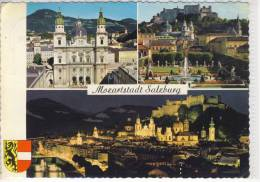 SALZBURG - MOZART-STADT, City Of Mozart - Salzburg Stadt