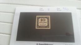 LOT 219307 TIMBRE DE FRANCE NEUF* N�2 VALEUR 60 EUROS
