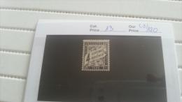 LOT 219309 TIMBRE DE FRANCE NEUF(*) N�13 VALEUR 120 EUROS