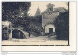 53 MAYENNE UN COIN DU JARDIN DE LA PRISON CPA BON ETAT - Mayenne