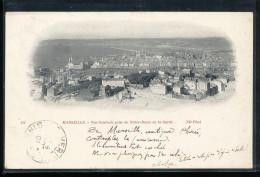 13 -- Marseille -- Vue Generale Prise De Notre - Dame De La Garde - Marseille