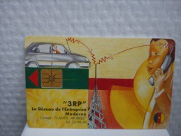 Phonecard Cameroon Used - Télécartes