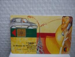 Phonecard Cameroon Used