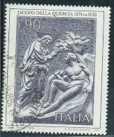 Italia 1974 Usato - Arte; Della Quercia - 1971-80: Used