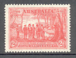 Australia Australien 1937 - Michel Nr. 153 * - 1937-52 George VI