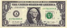United States of America p530 1 dollar 2009 letter A ( Boston ) unc