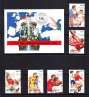 AZE-27    AZERBAIJAN 1996 EUROPEAN FOOTBALL CHAMPIONSHIP 1996