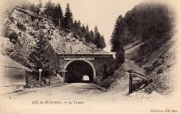 COL DE BUSSANG - Le Tunnel - Col De Bussang