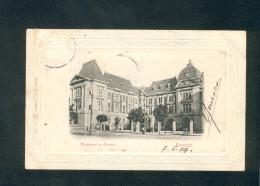 Roumanie - Romania - Bucuresti - Ministerul De Domenii ( Stengel & C°) - Roumanie