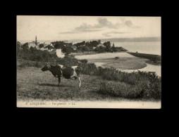 29 - LOCQUIREC - Vache - Locquirec