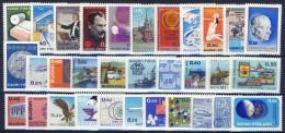 ##G949. Finland 1968-70. 32 Items. MNH(**) - Finnland