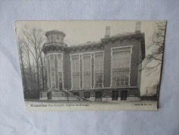 Bruxelles - Parc Léopold - Institut De Zoologie - Monuments, édifices