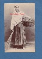 CPA Photo - AGRA / CHAKRATA - Type De Femme D' Inde - Ethnic , Market , Métiers - Agriculture ? - India - Indien
