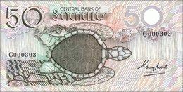 SEYCHELLES AFRICA 50 RUPEES P30 1983 Unc - Seychellen