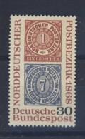 RFA 1968 CENTENAIRE DU TIMBRE  YVERT N�435 NEUF MNH**