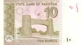 PAKISTAN P. 45a 10 R 2006 UNC (10 Billets) - Pakistan