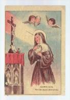 Priére à Sainte RITA  De CASCIA - Mère Des Causes Désespérées - 1926 - Editeur: FRANCOIS , Charleroi     (3646) - Godsdienst & Esoterisme