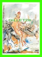 VATICAN - LELLO SCORZELLI  - ANNO INTERNAZIONALE DELLA GIOVENTU - 1985 - CARD TIMBRATO - - Vatican