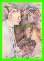 VATICAN - DINA BELLOTTI - ANNO INTERNAZIONALE DELLA GIOVENTU - 1985 - CARD TIMBRATO - - Vatican