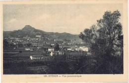Cpa HYERES Vue Panoramique - Hyeres