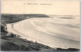 22 ERQUY - La Plage De Caroual - Erquy