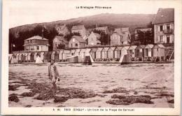 22 ERQUY - Un Coin De La Plage De Caroual . - Erquy