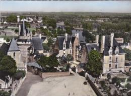 Vue Aérienne Du Village De  :  Durtal 49 Edition LAPIE - Durtal