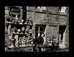 29 - LOCRONAN - Sculpteur - JOB - Locronan