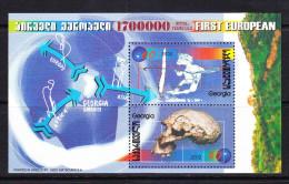 GEO-    24    GEORGIA -  2002,  1700000 YEARS ODL FIRS EUROPEAN