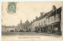 CPA  YVELYNES - 78 - St Arnoult - St. Arnoult En Yvelines